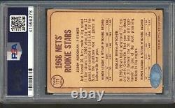 1968 O-Pee-Chee Nolan RYan Jerry Kossman RC Signed PSA DNA AUTO AUTOGRAPH 10