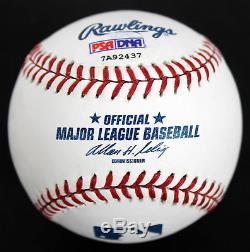 Chevy Chase Authentic Signed OML Baseball Autographed PSA/DNA ITP