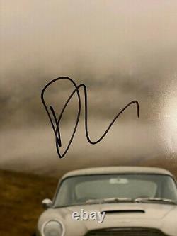 DANIEL CRAIG Autographed Autograph Signed 12x18 Photo JAMES BOND 007 PSA/DNA