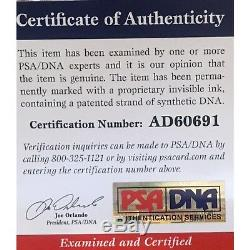 Danny Amendola Autographed New England Patriots Signed Mini Helmet PSA DNA COA