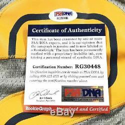 Ja Morant Signed Jersey PSA/DNA Memphis Grizzlies Autographed