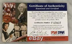 Kirby Puckett Auto Autograph Signed 8x10 Photo Coa Psa/dna Minnesota Twins Hof