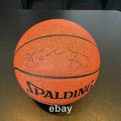 Kobe Bryant Rookie Signed Autographed Spalding NBA Basketball PSA DNA COA