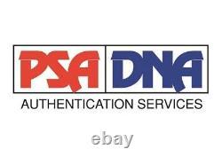 Lita Signed Original 2001 WWF Shirt PSA/DNA COA WWE Pro Wrestling Diva Autograph