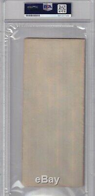 NM 8! Frederick Douglass Abolitionist PSA DNA Slabbed Autographed 1883 Signed