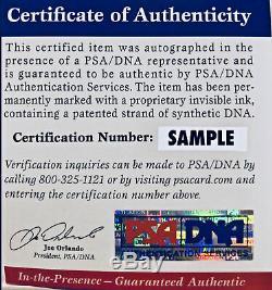 Pele Signed 11x14 Soccer Photo Bike Kick Autographed PSA/DNA COA