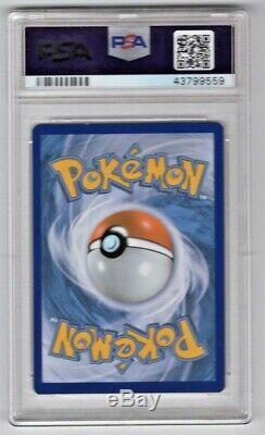 Pokemon Evolutions Mitsuhiro Arita Signed Charizard Holo #11 With Sketch PSA/DNA