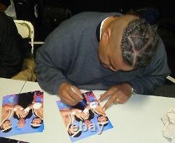 The Islanders Bobby Heenan Haku Tonga Kid Tama Signed WWE 8x10 Photo PSA/DNA COA