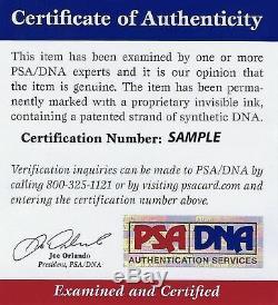 Tim Duncan signed jersey PSA/DNA San Antonio Spurs Autographed