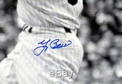 Yogi Berra Autographed Signed 16x20 Photo New York Yankees Psa/dna 10810