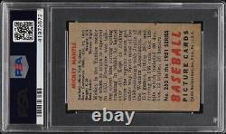 1951 Bowman Mickey Mantle Rookie Rc #253 Psa/adn 10 Auto Psa Auth