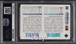 1994 Upper Deck Mickey Mantle Ken Griffey Jr. Psa/dna Auto Psa 8 Nm-mt