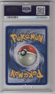 1999 Base De Pokemon Set Gyarados Holo 6/102 Mitsuhiro Arita Signé Sketch Psa / Adn