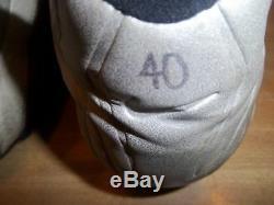 2000, Arizona Cardinals, Chaussures De Jeu Usagées Signées Pat Tillman De Chaussures Cales Adn De