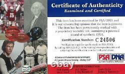 Andy Kaufman A Signé Un Contrat Snl Authentique Psa/adn #c24506