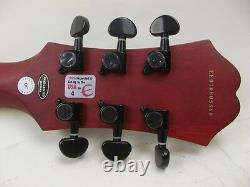 Bb King Signée À La Main Certificat Guitare Epiphone Psa / Adn D'authenticité