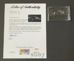 Eminem Signé Sslp20 Chrome Cassette Auto Seulement 99 Vendu Psa / Adn Coa #ah41010