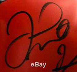 Floyd Mayweather Jr. Conor Mcgregor Signé Gant De Boxe Beckett Psa Adn + Bas