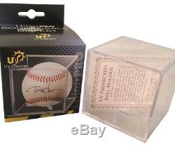 Gleyber Torres Yankees De New York Autographié Mlb Baseball Psa Adn Coa Uv Cas