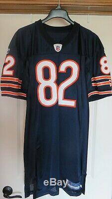 Greg Olsen Chicago Bears Autographed Jeu Publié Jersey Utilisé Et Pantalon Psa / Adn