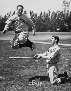 Incroyable Joe Dimaggio 1939 Rookie Era Signé Jeu Utilisé Bat Psa Adn + Jsa Coa