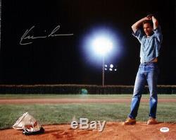 Kevin Costner Autographié Signé 16x20 Photo Field Of Dreams Psa / Adn 98136
