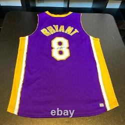 Kobe Bryant A Signé Nike Authentic Los Angeles Lakers Jersey Beckett & Psa Adn
