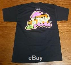Le Parrain Signé Auto'd 1999 Wwe Wwf Ho Train Shirt Psa / Adn Coa L Autograph