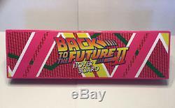 Michael J Fox Signé Autographié Hoverboard Retour Vers Le Futur Bttf Psa / Adn Loa