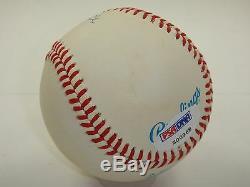 Mickey Mantle Hof 74 Psa / Dna Certifié Signé Al Baseball Autographié Z00968