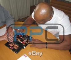Mike Tyson Boxe Signé Authentique 8x10 Photo Dédicacée Psa / Adn Pti 5