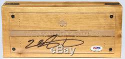 Psa / Adn 2003-04 Exquis Lebron Signé Autographié Box Rookie Auto Roy