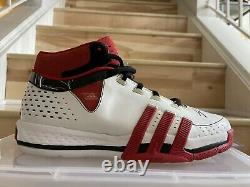 Psa/dna Derrick Rose Signed Auto Adidas Ts Creator Game Issue Player Sample
