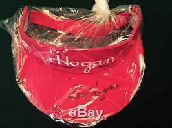 Rare Ben Hogan Psa / Adn Autographié Ben Hogan Visor / Chapeau! 1 Of A Kind Authentique