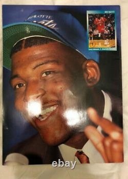 Rare Michael Jordan Gold Signé Beckett Magazine Psa Dna Coa Autographe Uda