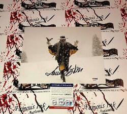 Samuel L Jackson Psa / Adn Autographed 8x10 Le Hateful Huit Quentin Tarantino