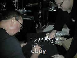 Scott Norton A Signé Wcw Nwo Ring Worn Shirt Usagé Psa/adn Coa Tank Top Autograph