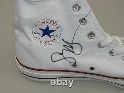 Snoop Dogg Dogg Rare Main Signé Paire De Chaussures L @@ K 2 X Adn Psa Coa Doggfather
