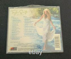 Taylor Swift Signé Taylor Swift CD Deluxe CD Notre Chanson Psadna Authentique #ah48828