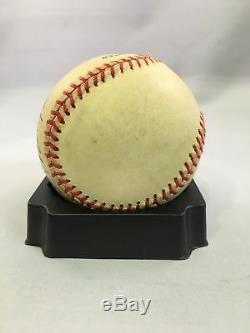 Vintage Harold Pee Wee Reese Nom Complet Signé Autographié Nl Baseball Psa Dna