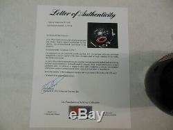 Walter Payton Signé Autographiés Chicago Bears Mini Casque Psa Adn Loa