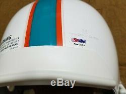 Xavien Howard Autographié Signé Taille Miami Dolphins Casque Intégral Psa Adn