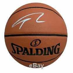 Yánnis Antetokoúnmpo Bucks Autographié Nba De Basket-ball Grec Freak Psa Adn Coa S